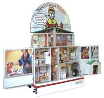 Fire Safety Dollhouse